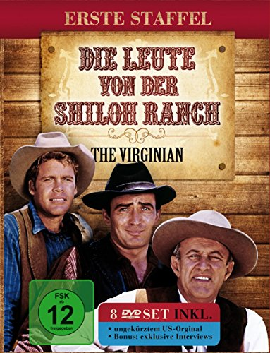 Die Leute von der Shiloh Ranch - Staffel 1 (8 DVDs)