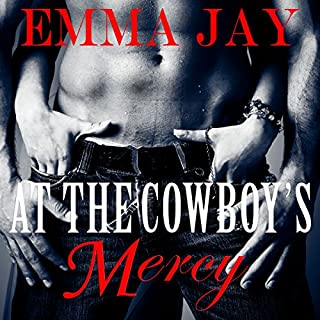 At the Cowboy's Mercy audiobook cover art