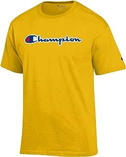 Men's Classic Jersey Script Cotton T-Shirt