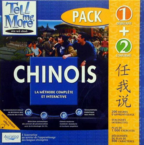 Tell Me More Chinois