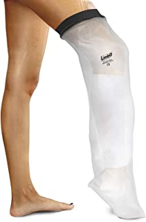 Limbo Waterproof Cast And Dressing Protector - Half Leg - M80