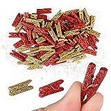 Onsinic 10pcs extremidades de Herramienta de pl/ástico Rojo 2 Titular Clips Grip Mini Metal para Trabajo Pesado Resorte Abrazaderas Pinzas cocodrilo