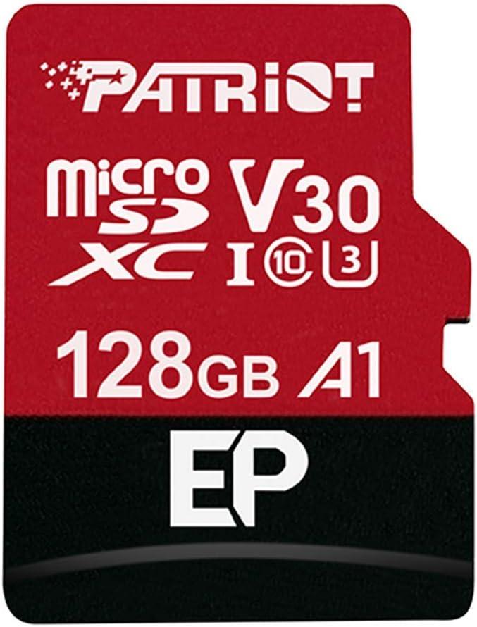 Patriot Memory Pef256gep31mcx 256gb Ep A1 V30 Microsd Computer Zubehör