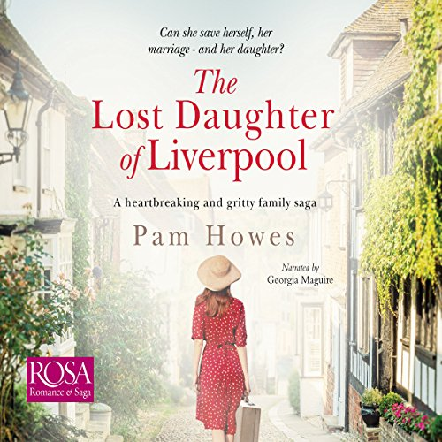 The Lost Daughter of Liverpool audiobook cover art