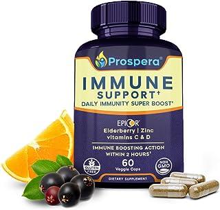 Sponsored Ad - Immune Support Cell Activator Formula, Zinc, Elderberry, Vitamin D, Vitamin C Plus Immunity Super Boost Epi...