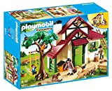 PLAYMOBIL- Forest Ranger's House Playset, Multicolor (6811)