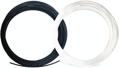 wholesale Polaroid FILKITSTD Standard PLA Filament Kit, 1.75 mm discount Diameter. Black, White (65 Linear lowest Feet Total) outlet online sale