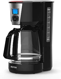 Dreamslink Coffee Maker Espresso Machines, 12.3 x 14 x 8.5 inches, Black