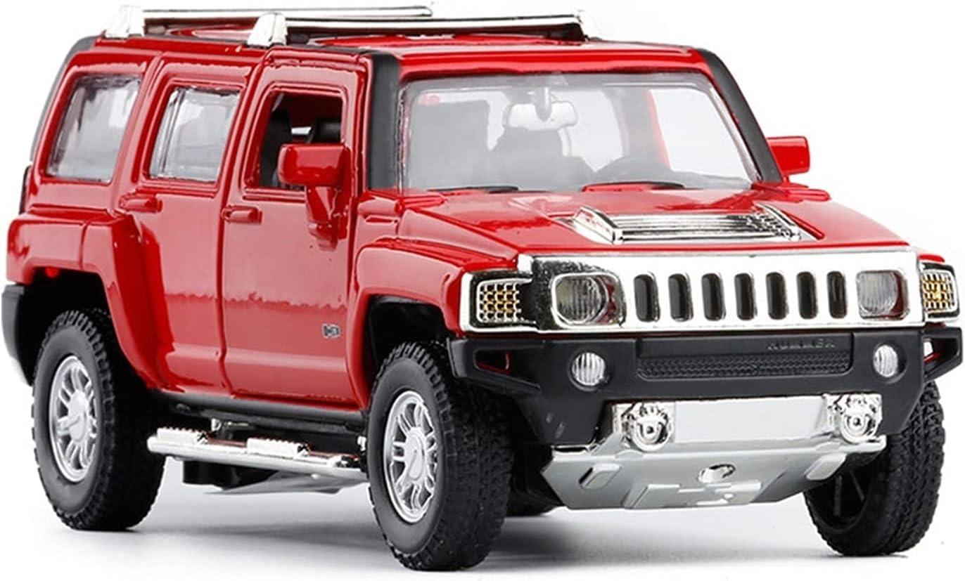 MAQINA Model Car 1:32 Alloy Diecast H1 Brand Cheap Sale Venue Hummer Veh for Toys Luxury goods