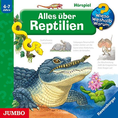 Alles über Reptilien Titelbild