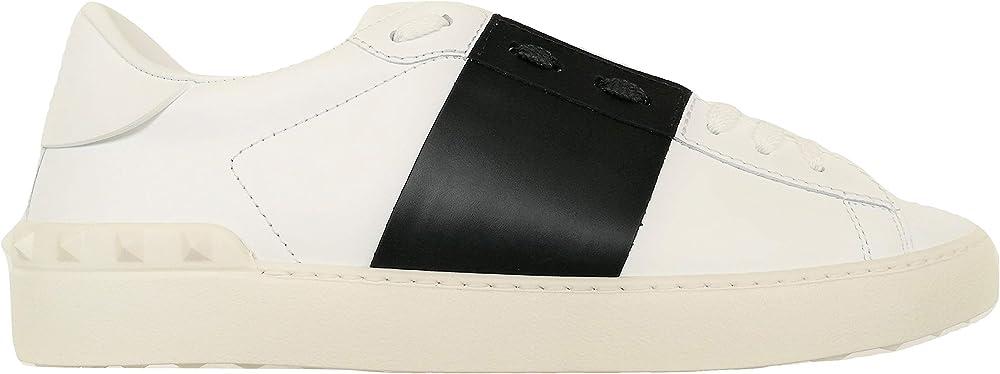 Valentino garavani, scarpe sneakers da uomo, in pelle VY2S0830-A01