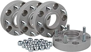 Spurverbreiterung Aluminium 4 Stück (25 mm pro Scheibe / 50 mm pro Achse) incl. TÜV Teilegutachten~