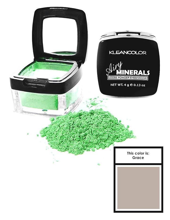アトミック自然公園体細胞KLEANCOLOR Airy Minerals Loose Powder Eyeshadow - Grace (並行輸入品)