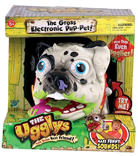 Electronic Pets 19420 Uggly's Series 2 Electronique Multicolore