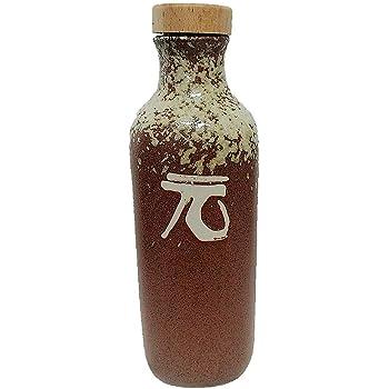 OJIKA Industry 還元くん3(低電位水素製造ボトル) 850cc 1本 茶<元>