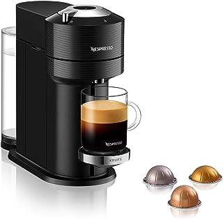 Krups XN9108 Nespresso Vertuo Next kapsüllü kahve makinesi, 1,7 litre su haznesi, barkod ile kapsül tanıma | 6 fincan boyu...