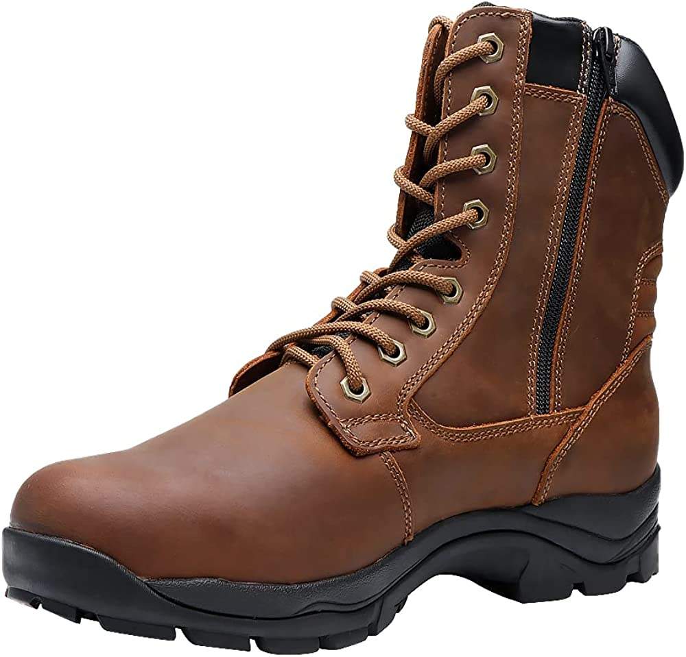 Men's Financial sales sale All Terrain Lightweight 5 ☆ very popular Military La Tactical Hiking Boots