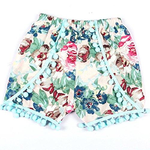 Longra baby kinderen baby mokken shorts bedrukt PP broek
