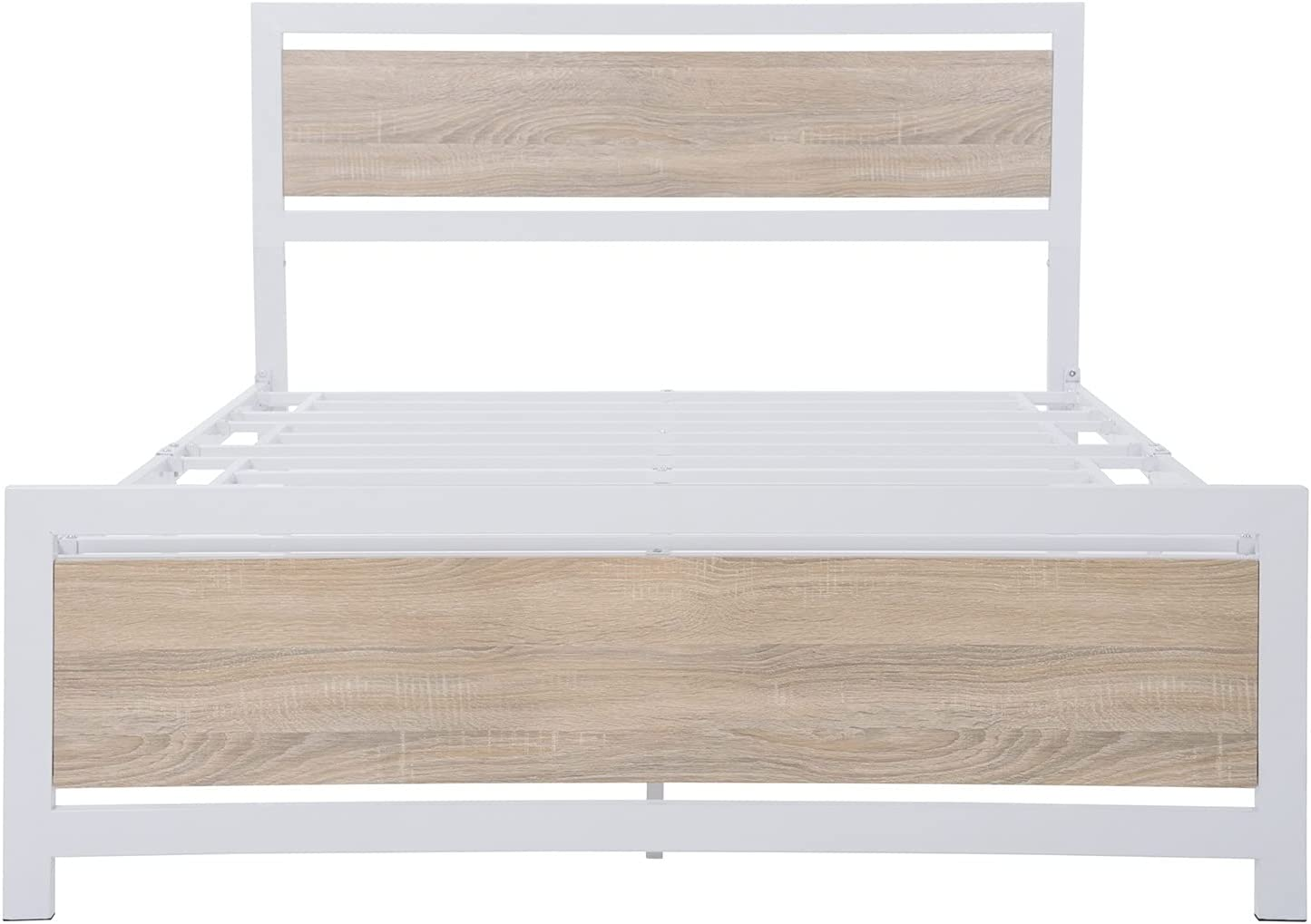 U D Cheap Sales of SALE items from new works bargain Double Bed Available in Black and White Metal Wooden B