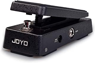 JOYO CLASSIC WAH-I Mini WAH Pedal,Volume Pedal,Multifunctional and Portable