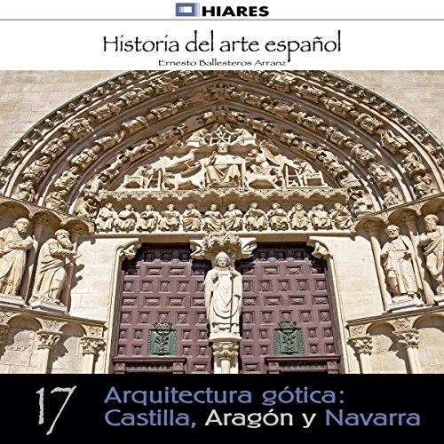 Arquitectura gótica audiobook cover art