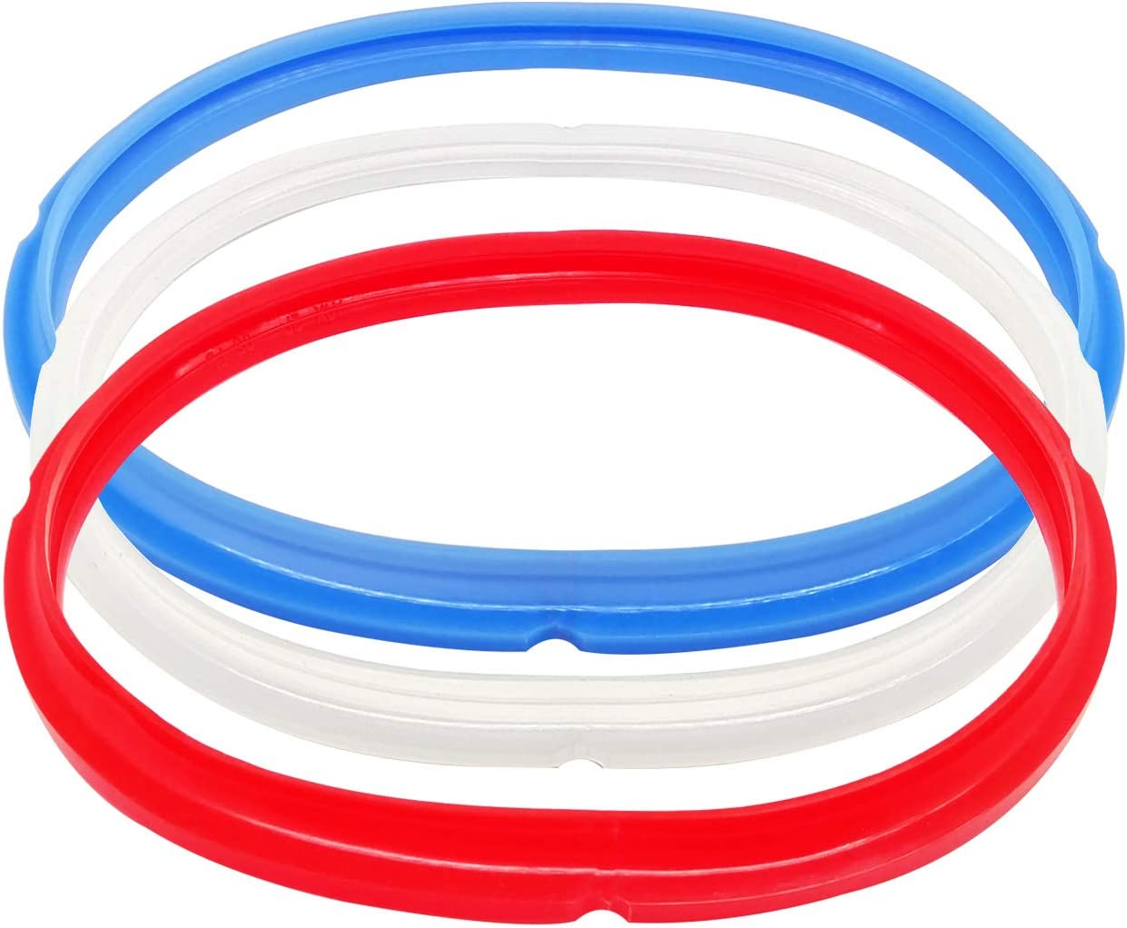 3Pack Sealing Ring-Perfect Accessory for cooker-Pressure quality assurance Outstanding 6Qt c 5