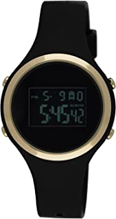 digital womens watch