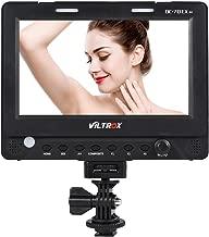 Jadpes 7in Camera Monitor 600 1024 DC-70EX HDMI SDI Input Camera Video LCD Display Monitor DSLR-Camera-Field-Monitor