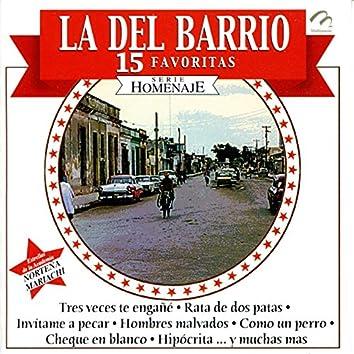 La Del Barrio
