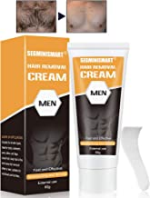 Hair Removal Cream, Premium Depilatory Cream, Body Hair Removal Cream, Used on Legs & Body Part Skin Friendly Painless Flawless Hair Remover Cream for Women and Men
