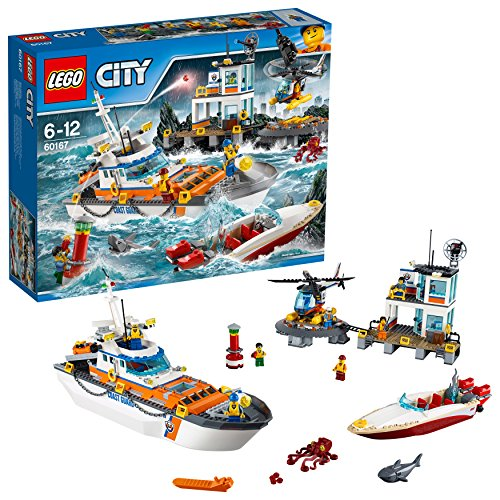 LEGO City 60167 - kustwachzentrum