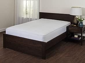 Right Choice Bedding Memory Foam Mattress Pad - Coral Fleece Top