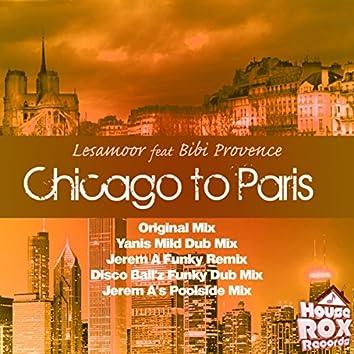 Chicago To Paris