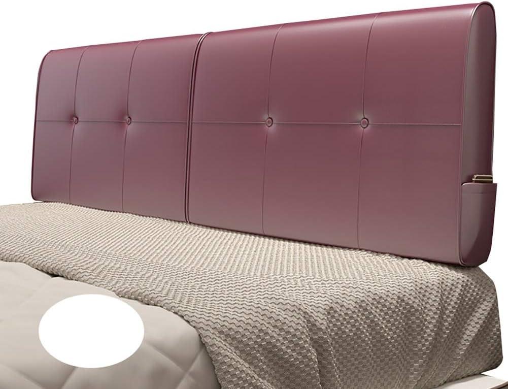 LIANGJUN Headboard Bed Backrest Upholste Reading Cushion Cheap 5 popular mail order shopping Pillow