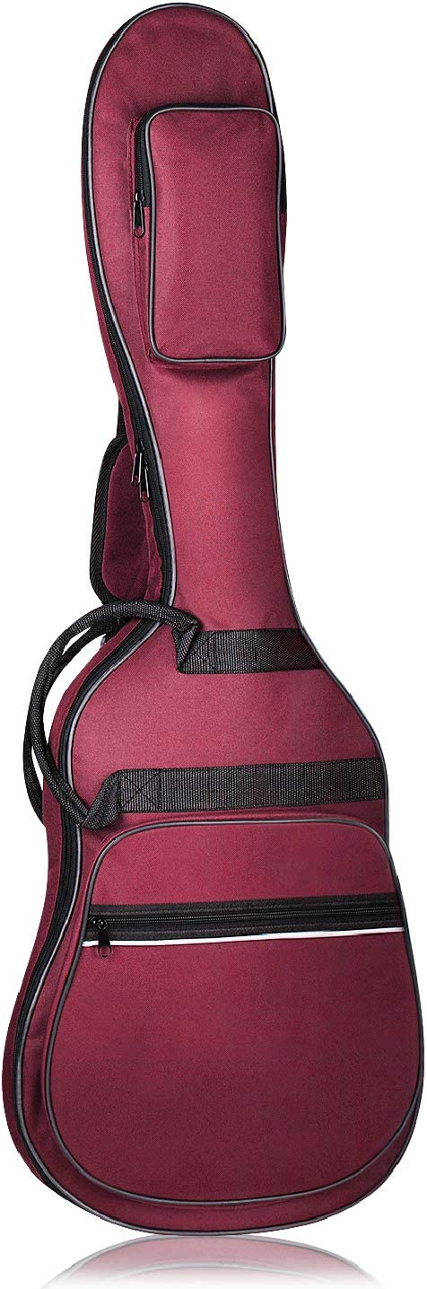 Flexzion safety Electric Guitar Gig Bag Backpack Waterproof - Guitarist Las Vegas Mall