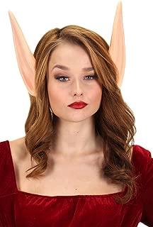 Giant Elf Ears Costume Headband Beige