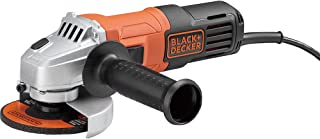 ブラックアンドデッカー コード式 100V ディスクグラインダー 砥石径100mm G650-JP