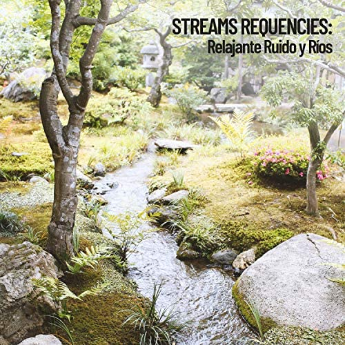 White Noise Spa, Waterfall Sounds & Rivers and Streams