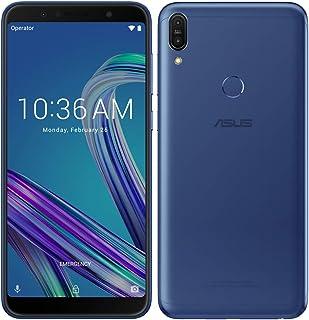 ASUS ZenFone Max Pro M1 ZB602KL -BL32S3 国内SIMフリー スペースブルー