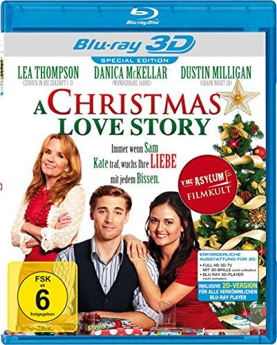 A Christmas Love Story [3D Blu-ray] [Blu-ray]