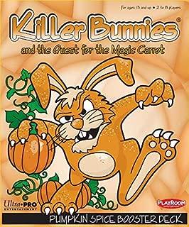 Ultra Pro Killer Bunnies Quest Pumpkin Spice Booster, Game