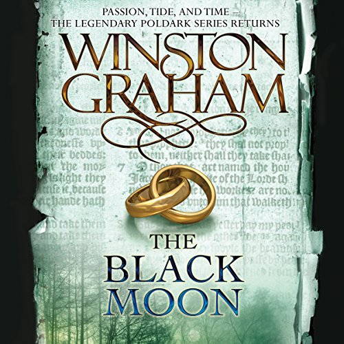 The Black Moon audiobook cover art