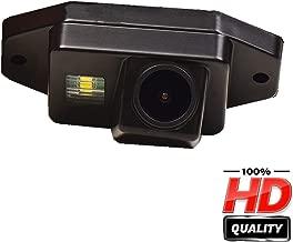 Rear Reversing Backup Camera Rearview License Plate Replacement Camera Night Vision Ip69k Waterproof for Toyota Land Cruiser/Prado LC 90 120 150 / Prado/FJ Cruiser