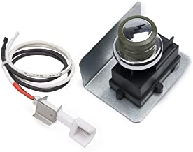 GASPRO 67847 Grill Igniter Kit Replacement for Weber Genesis 300 Series(2008-2010) E/S-310 & 320,EP/CEP-310 & 320 with Ceramic Spark Box, AAA Battery Spark Generator for Weber 67847 Ignitor
