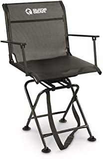 Guide Gear Big Boy Comfort Swivel Hunting Blind Chair...