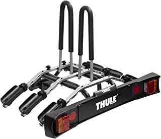 Suporte Para 3 Bicicletas Para Engate Thule Rideon (9503) Cinza
