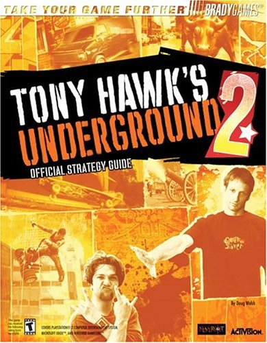 Tony Hawk's? Underground 2 Official Strategy Guide