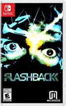 Flashback Nintendo Switch by Microids