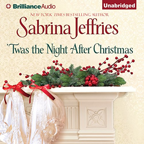 'Twas the Night After Christmas audiobook cover art