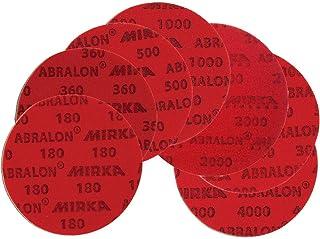 bowlingball.com Bowling Ball Resurfacing Kit (Set of 7 Abralon Pads)